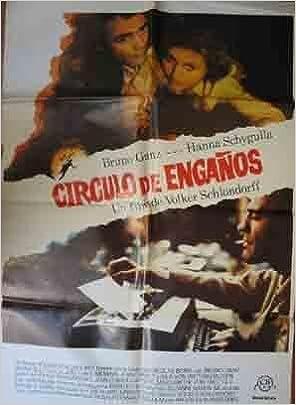 Poster Cartel de Cine - Film Poster : CIRCULO DE ENGAÑOS ...