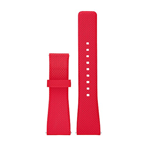 Michael Kors Access Bradshaw Red Silicone Smartwatch Strap MKT9003