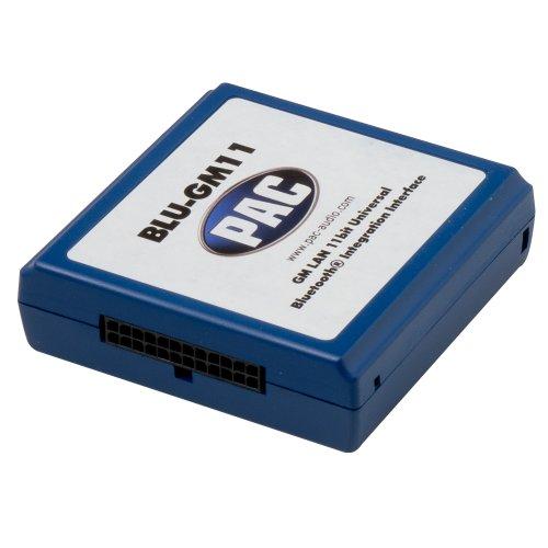 PAC BLUGM11 Bluetooth Kit Integration Module for Select 11-Bit GM LAN Vehicles ()