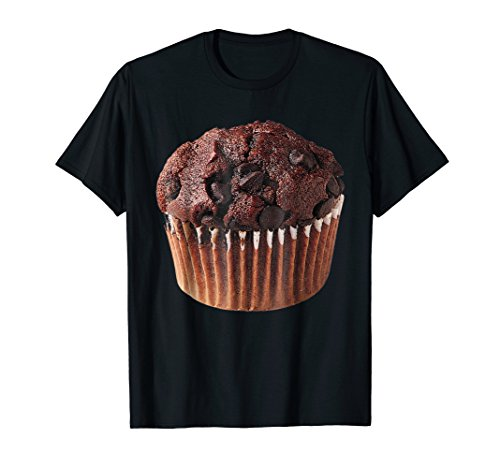 Chocolate Muffin Halloween Costume T-Shirt Shirt]()