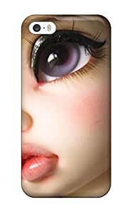 LeeJUngHyun EHODTIG10220KBfYw Case For Iphone 6 4.7 With Nice Toys Doll Girls Women Face Lips Animeheads Appearance