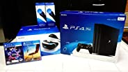 Newest Sony Playstation 4 PS4 1TB HDD Gaming Console Bundle with Three Games: The Last of Us, God of War, Hori