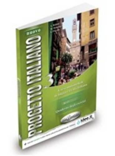 Nuovo Progetto Italiano 3 Quaderno degli esercizi