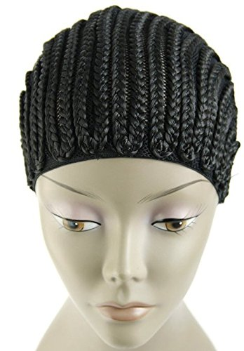 Magic Braided Cap Side Horseshoe 2282A 2 pack