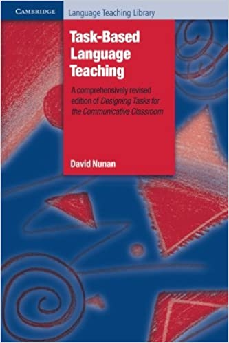 Nunan david pdf task teaching language based