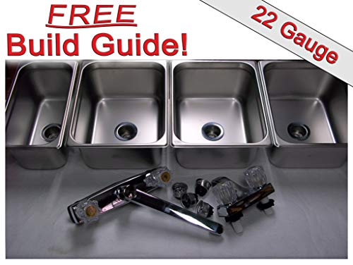 Bestselling Kitchen Sink Triple Bowl