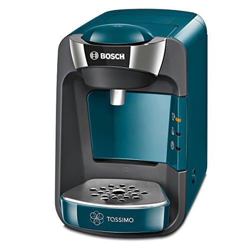 Bosch TAS3205 Tassimo T32 Suny Multi-Getränke-Automat Suny, pacific blau / anthrazit