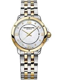 Tango MOP Dial Two-Tone SS Quartz Ladies Watch 5391-STP-00995