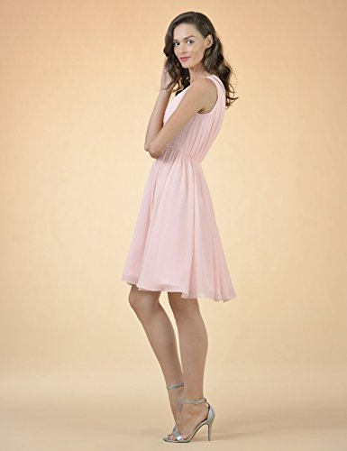 Gown Grape Short Dress Alicepub Asymmetrical Party Bridesmaid Women Dress Chiffon Prom wxnBzSqgPx