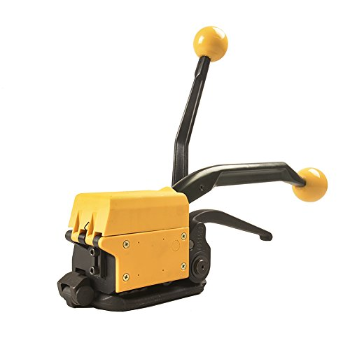 Iwiss A333 Manual Sealless Combination Steel Strapping Tools from 1/2