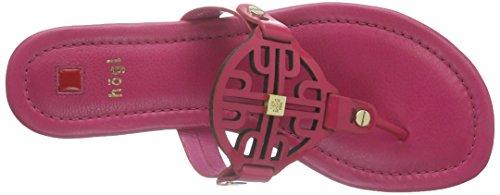 Högl 1- 10 0904 - Sandalias de dedo Mujer Morado - Violett (8800)