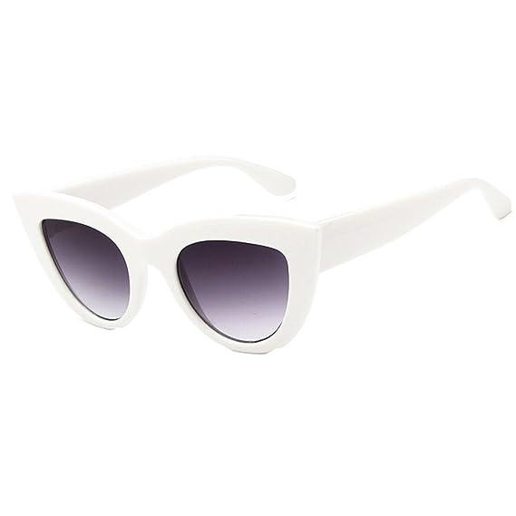Gafas de Sol Polarizadas Hombre Mujer Classic Estilo de ojo de Gato Gafas de Sol Unisex