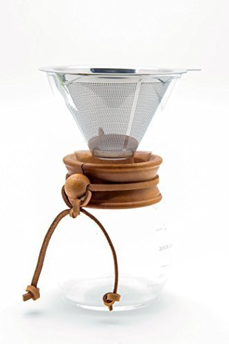 Union filter drip coffee maker (for 1 or 2 cups)