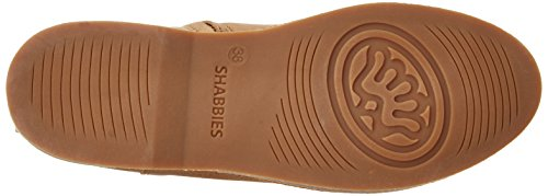Shabbies Amsterdam 181020009, Botas Cortas Mujer Beige (Light Brown)