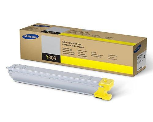 Price comparison product image ~Brand New Original Samsung CLT-Y809S Laser Toner Cartridge Yellow