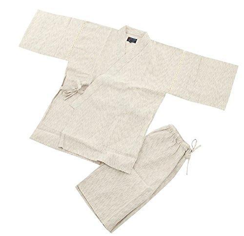 Edoten Men's Japan Kimono Jinbei 752 (Japan Summer Fashion)