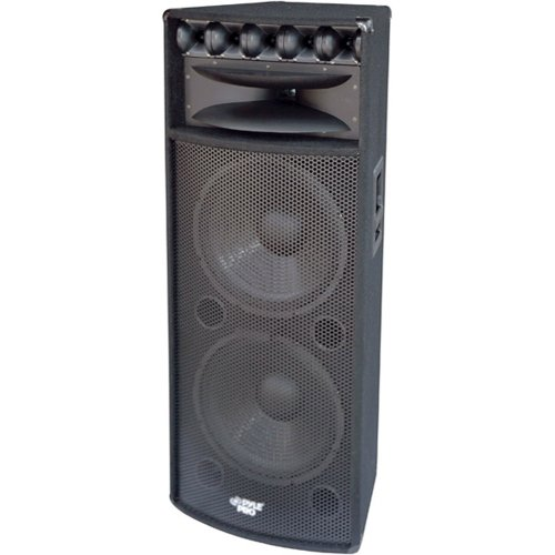 Pyle PADH215 2000W Heavy Duty Speaker MDF Construction with Reinforced Corners by Pyle