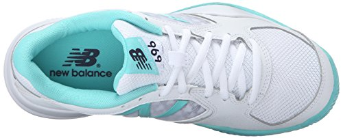 Balance White New Shoe Teal Tennis Womens 696v2 0vw6TBq