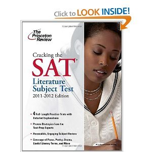 Download Cracking the SAT Literature Subject Test byReview pdf epub