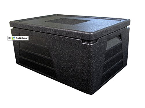 Profi Thermobox Thermobehälter Isolierbox GN 1/1 mit 230mm Nutzhöhe