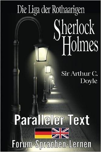 Bücher nebeneinander  Die Liga der Rothaarigen - Ein Sherlock Holmes Abenteuer ...