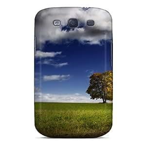New Arrival TubandaGeoreb Hard Cases For Galaxy S3 (DJL8007EdgP)