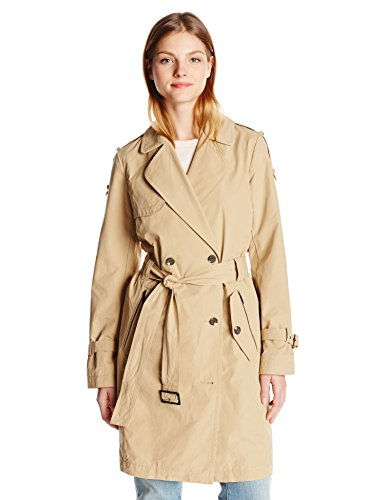 Classic Belted Trench - 2