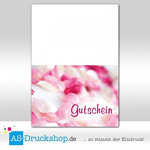 Gutschein Floristik - Blütenmeer   100 100 100 Stück   DIN A6 B079PZHJLY   Sorgfältig ausgewählte Materialien  3566e1