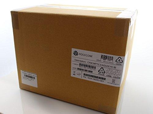 Polycom Eagle Eye III MPTZ-9 Camera HDX 1624-08283-001