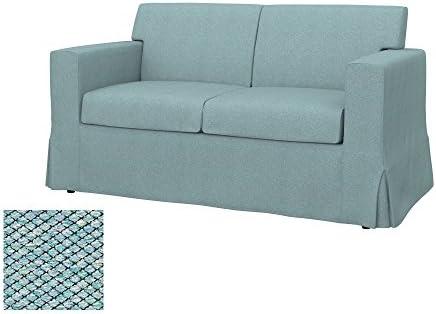 Soferia - IKEA SANDBY Funda para sofá de 2 plazas, Nordic ...