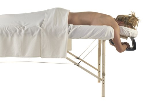 Nirvana 102131 Massage Table Package 32 Width, Black