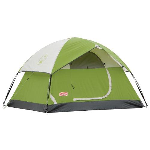 Coleman Sundome 2-Person Tent (Green, 7-Feet X 5-Feet), Outdoor Stuffs