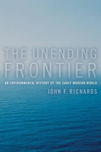 The Unending Frontier: An Environmental History of the Early Modern World PDF