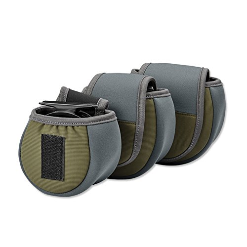 (Orvis Safe Passage Reel Cases, Small)