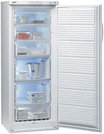 Whirlpool Freezer AFG 8050 Vertical Blanco - Congelador (Vertical ...