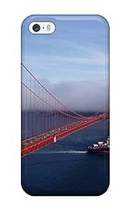 1133108K76 plus 5.5256 plus 5.56 plus 5.500 Hot Tpu Cover Case For Iphone/ 6 plus 5.5 Case Cover Skin - Golden Gate Bridge