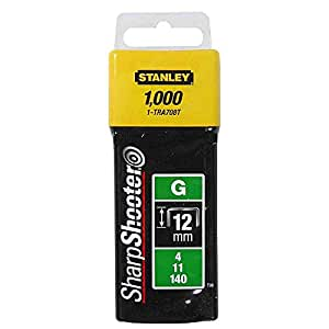 Stanley 1-tra708t Type G Heavy Duty Staple