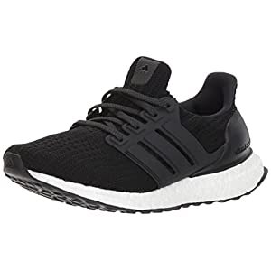adidas Women's Ultraboost w Road Running Shoe, Core Black/Core Black/Core Black, 7.5 M US