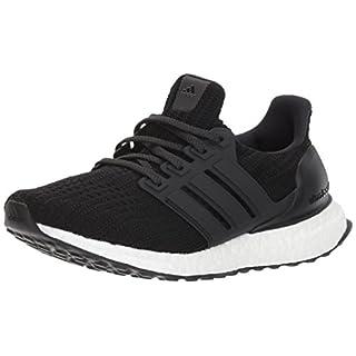adidas Women's Ultraboost w Road Running Shoe, Core Black/Core Black/Core Black, 9 M US