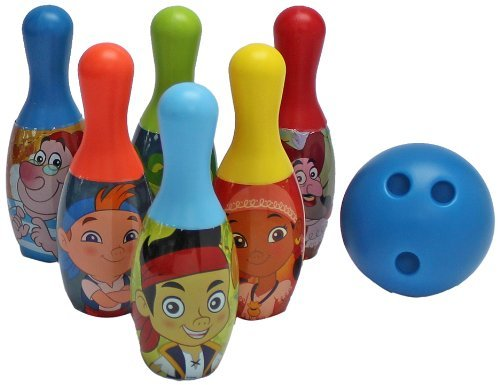 What Kids Want Jake and The Never Land Pirates Licensed Bowling (Jake Plays Ball)