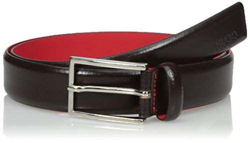 Italian Designer Brown Leather - Gavrilo Italian Leather Belt