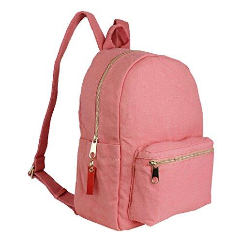 London Backpack Womens Rag Backpack Backpack London Coral Womens Rag Womens Coral London Rag 8nSBqCvq1