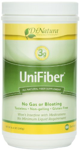 Dr. Natura® Unifiber, Natural Fiber Supplement, 8.4-Ounce