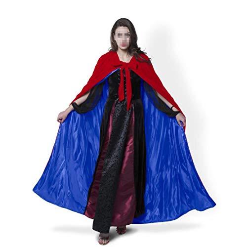 De Fantaisie Brown Manteau No Couleur Velvet 5XL Capuche Femmes Cape Cosplay Pleine Red Girl Costumes Cape l Kids Red Blue Longueur Taille Chale Halloween Lady 67qPCA