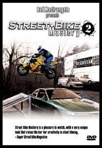 Street Bike Mastery 2 DVD - Sportbike Street Bike Freestyle Motorcycle Tricks