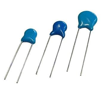 Pack Of 10 High Voltage Ceramic Disk Capacitor 1000v 1kv