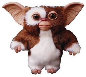 Trick or Treat Studios WB Gremlins Gizmo Puppet Costume Prop (Trick Or Treat Costumes)
