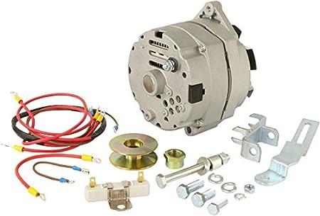 Universal Generator to Alternator Conversion Bracket Generator to Alternator Kit