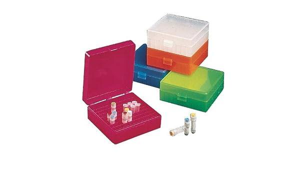 labnet r7905 polipropileno 50 caja de lugar con telescópico tapa ...