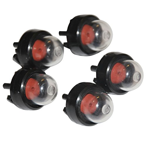 EVINIS 5pcs/lot Snap In Primer Bulb Fuel Pump Poulan Ryobi H